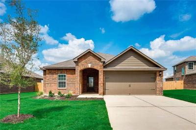 Crowley Single Family Home For Sale: 1625 Conley Lane