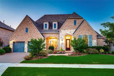 Prosper Single Family Home For Sale: 4520 Acacia Parkway