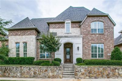 Southlake Single Family Home For Sale: 405 Monte Carlo Drive