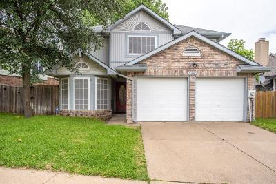Plano Single Family Home For Sale: 6845 Douglas Creek