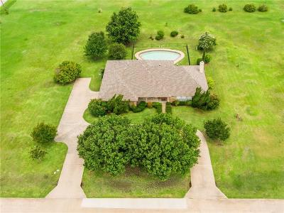 Forney Single Family Home For Sale: 11598 Old Military Trail
