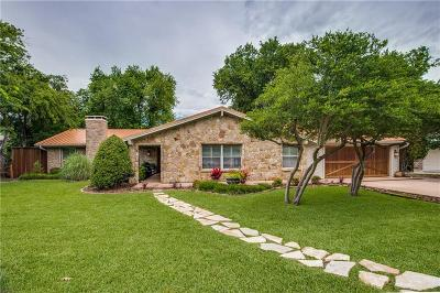 Single Family Home For Sale: 7105 Winding Creek Road