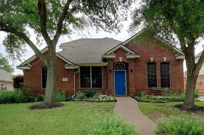 Keller Single Family Home For Sale: 520 Eagle Trail