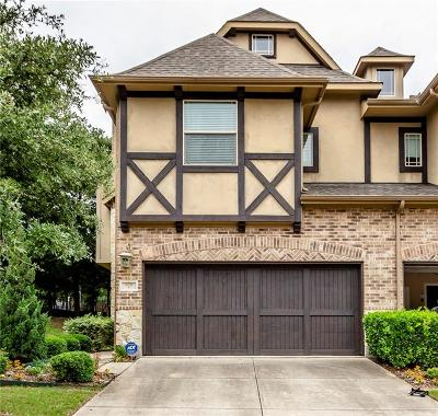 Euless Townhouse For Sale: 928 Brook Forest Lane