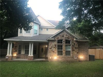 McKinney Single Family Home For Sale: 1308 Oak Street