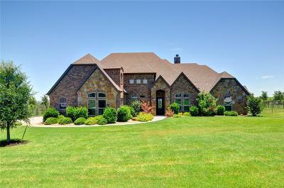 Aledo Single Family Home For Sale: 244 Bearclaw Circle
