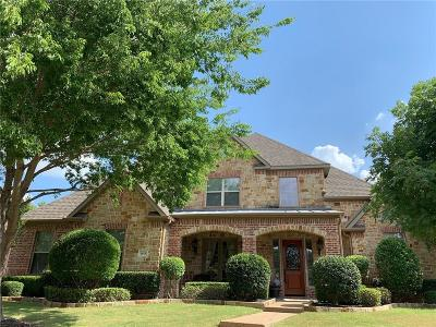 Allen Single Family Home For Sale: 1615 Navarro Drive