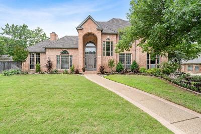 Colleyville Single Family Home For Sale: 6104 Highland Hills Lane