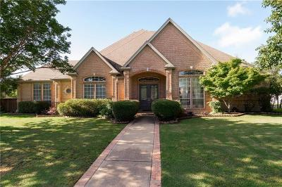 Keller Single Family Home For Sale: 1612 Village Trail