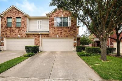 Plano Townhouse For Sale: 7256 Mediterranean Drive