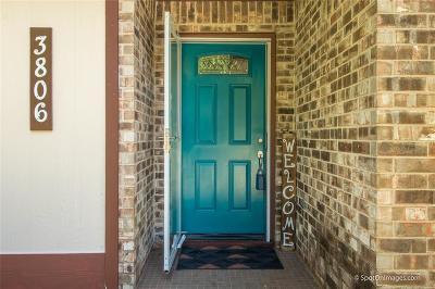 Rowlett Single Family Home For Sale: 3806 Tobin Trail