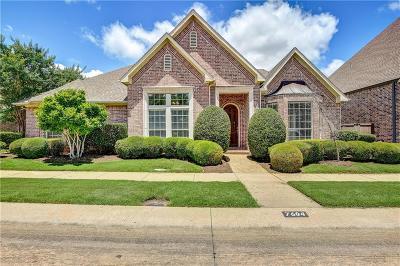 McKinney Single Family Home For Sale: 7604 S Ballantrae Drive