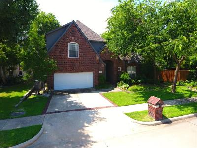 Allen Single Family Home For Sale: 1629 Roma Lane