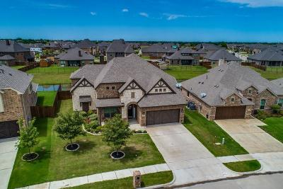 Waxahachie Single Family Home For Sale: 509 Sagebrush Lane