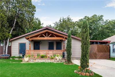 Garland Single Family Home For Sale: 800 Magnolia Drive