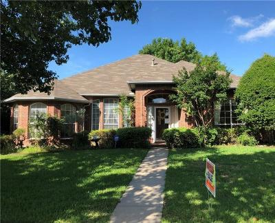 Single Family Home Active Option Contract: 7790 Arcadia Trail