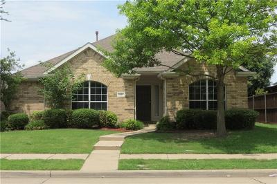 Allen Single Family Home For Sale: 1569 Mahogany Drive