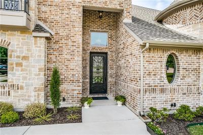 McKinney Single Family Home Active Option Contract: 1105 Cedar View Lane