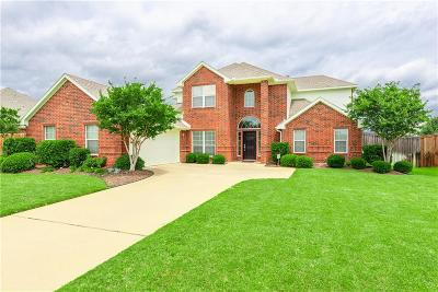 Kennedale Single Family Home For Sale: 1109 River Rock Drive