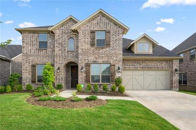 Prosper Single Family Home For Sale: 2841 Oakhill Court