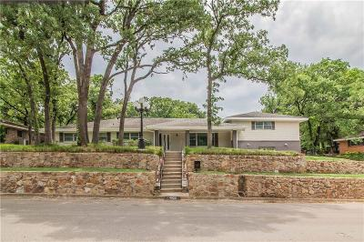 Euless Single Family Home For Sale: 4103 Pebble Creek Drive