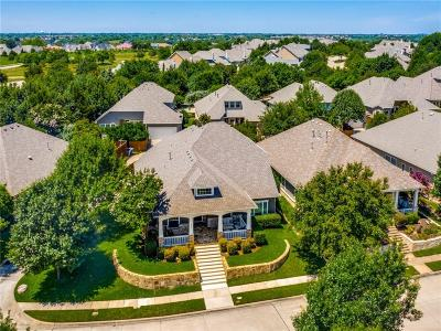 Allen Single Family Home For Sale: 618 Seeport Drive