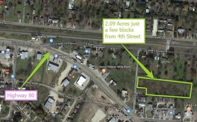Wills Point Commercial Lots & Land For Sale: Ash