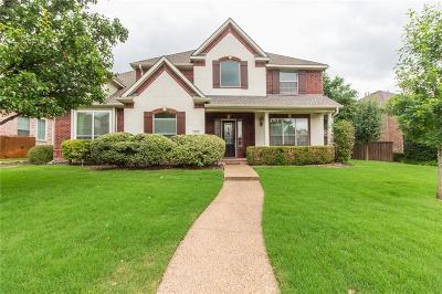 Plano Single Family Home For Sale: 3804 Wintergreen Drive