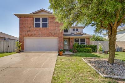 Anna Single Family Home For Sale: 1209 Post Oak Trail