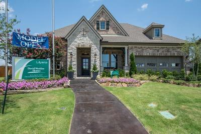 Celina Single Family Home For Sale: 4416 Sunflower Lane