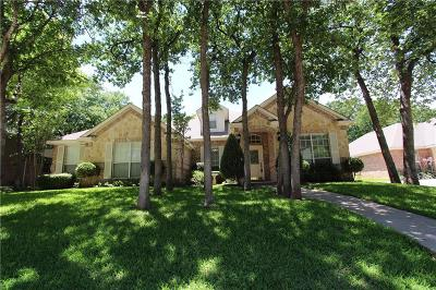 Azle Single Family Home For Sale: 1525 Flying Jib Drive