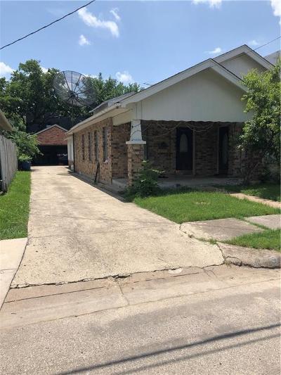 Dallas Single Family Home For Sale: 4718 Manett Street