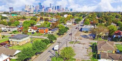 Harris County Residential Lots & Land For Sale: 2403 Ruth Street