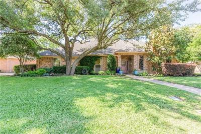 Fort Worth Single Family Home For Sale: 6705 Meadows West Drive S