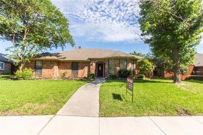Carrollton Single Family Home For Sale: 1634 Silverleaf Drive
