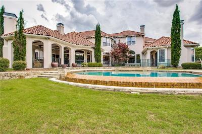 McKinney Single Family Home For Sale: 209 Falling Water Drive