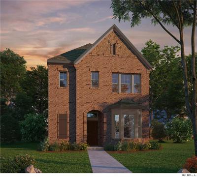 Irving Single Family Home For Sale: 6827 Verandah Way