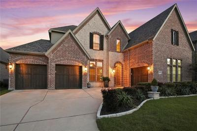 Little Elm Single Family Home Active Option Contract: 808 Dusty Trail