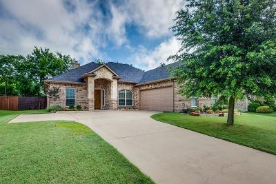 Waxahachie Single Family Home Active Option Contract: 107 Windermere Street