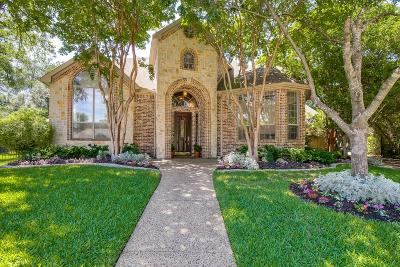 Rockwall Single Family Home For Sale: 4730 Pin Oaks Circle