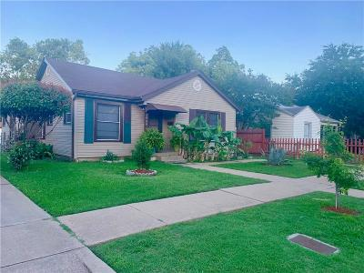Tarrant County Single Family Home For Sale: 3909 Ryan Avenue