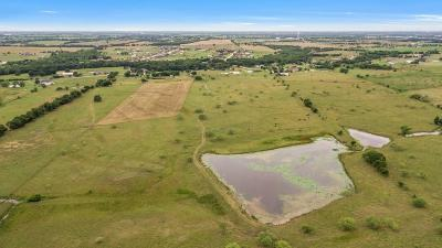 Royse City, Union Valley, Poetry Farm & Ranch For Sale: Munson Road