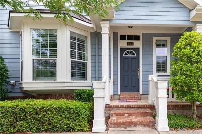 North Richland Hills Townhouse For Sale: 6264 Sherbert Drive