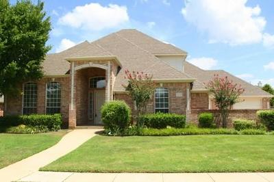 Colleyville Residential Lease For Lease: 6705 Carriage Lane