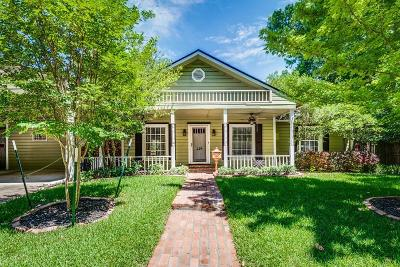 Waxahachie Single Family Home For Sale: 114 Kirven Avenue