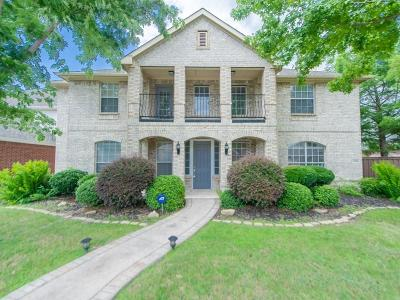 The Colony Single Family Home For Sale: 5504 Glenview Lane