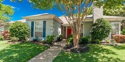 Single Family Home For Sale: 9443 Viewside Drive