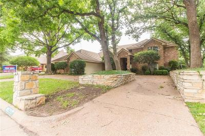 Arlington Single Family Home For Sale: 2907 Arbor Oaks Drive