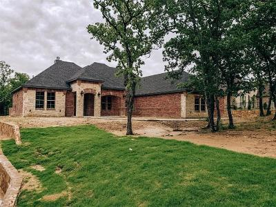 Weatherford Single Family Home For Sale: 3608 Overlook Manor