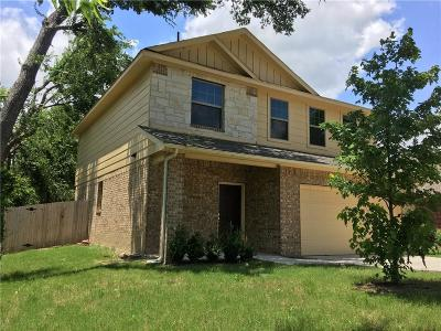 Ennis Single Family Home For Sale: 1012 Hoylake Court